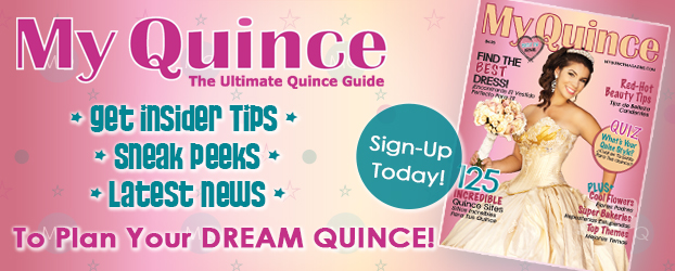 JOIN MY QUINCE Today!