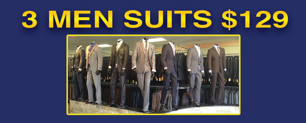 QUINCE VENDOR SPOTLIGHT: 3 Men's Suits