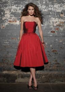 dama-dress-red