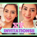 TakingOnGiselle-Quince-Invitation-Video