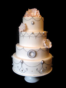 Jeweled-quince-cake